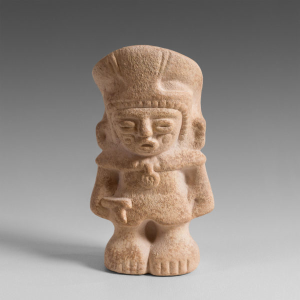 statuette-dieu-guerre-maya-precolombie